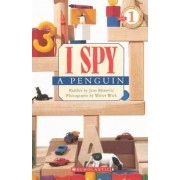 I Spy a Penguin by Jean Marzollo