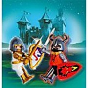 Playmobil Two Castle Knight Figures 5815