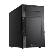 SilverStone PS07 Case PC ATX, Nero