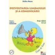 Dezvoltarea limbajului si a comunicarii. Grupa mijlocie 4-5 Ani - Catalina Mocanu