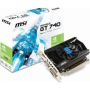 Placa video MSI GeForce GT 740 2GB DDR3 128Bit