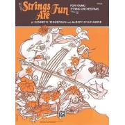 Strings Are Fun, Level 1 by Albert Stoutamire