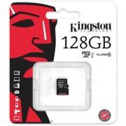 Card de memorie Kingston microSDXC 128GB clasa10