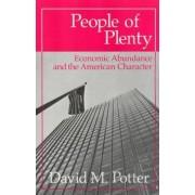 People of Plenty by David M. Potter