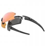 Tifosi Pro Escalate Shield & Full Sunglasses - Matte Black