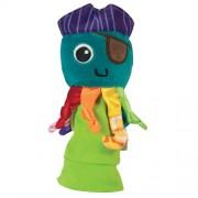 Tomy Europe Lamaze 27601 - Marionetta-dentaruolo con Capitan Calamari