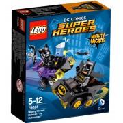 LEGO® Super Heroes DC UNIVERSE Mighty Micros: Batman™ contra Femeia pisică 76061