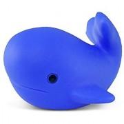 Puzzled Blue Whale Bath Buddy Squirter Blue 3 Inch