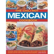 The Chili-hot Mexican Cookbook by Jane Milton