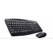 Intex Grace Duo Keyboard and Mouse Combo (Black)