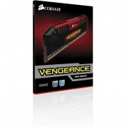 Corsair DDR3 2400MHz 64GB 8x240 Dimm Unbuffered 11-13-13-31 Vengeance Pro Red Heatspreader Intel X79, XMP 1.3, 1.65V Memory Module Kit (PC3 19200) CMY64GX3M8A2400C11R