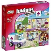 Animal Clinic of Lego Junior Friends Mia 10728