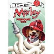 Marley: Firehouse Dog by John Grogan