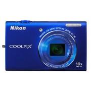 Digitalni fotoaparat COOLPIX S6200 Plavi NIKON