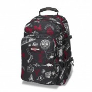EASTPAK PROVIDER Scribbled Kamp Rucsac Laptop 15""