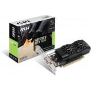 MSI GeForce GTX 1050 2GT LP 2GB GDDR5 128bit HDMI DVI-D DisplayPort LP