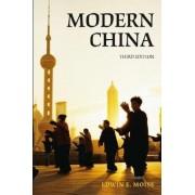 Modern China by Edwin E. Moise