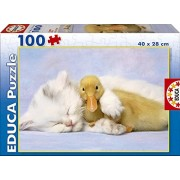 100 il mio migliore amico Puzzle