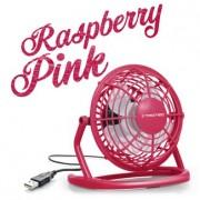 Ventilator USB TVE 1P, culoare roza