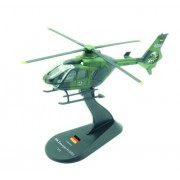 Eurocopter EC135 diecast 1:72 helicopter model (Amercom HY-15)