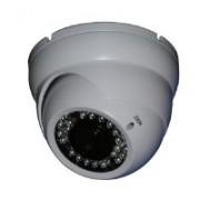 > Telecamera minidome a colori 30mt IP66