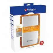 Verbatim Store'n'Go 500GB USB 3.0 Portable Hard Drive
