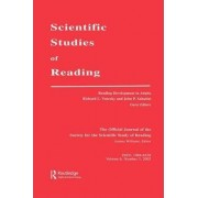 Reading Development in Adults: Volume 6, No. 3 by Richard L. Venezky