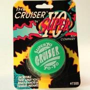 Super Yo The Cruiser Yo Yo Green