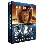 Seul sur Mars + Prometheus [Blu-ray]