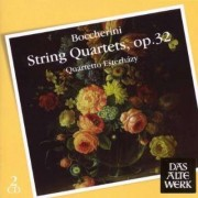 L. Boccherini - String Quartes Op32.. (0825646870479) (2 CD)