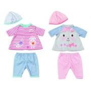 My First Baby Annabell 794371 accesorio para muñecas - accesorios para muñecas (Doll clothes set, Multicolor)