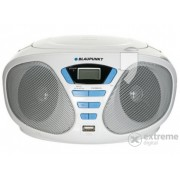 Radio CD portabil Blaupunkt BB5WH MP3/USB alb