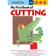 My First Book of Cutting by Kumon