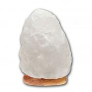 Lampara de Sal del Himalaya -Blanca- Neutralizante