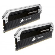 Mémoire PC Dominator Platinum 2 x 4 Go DDR3-1866 PC3-15000 CL9 (CMD8GX3M2A1866C9)