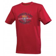 Timberland Pro Series Tee Shirt Timberland Pro 346 Ruby Red