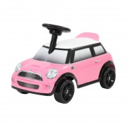 Holland Mini Cooper Loopauto Pink