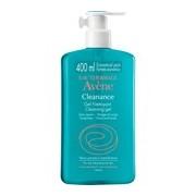 Cleanance gel limpeza peles oleosas 400ml com doseador - Avene