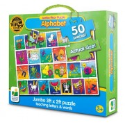 The Learning Jumbo Journey Floor Puzzles - Alphabet Floor Puzzle