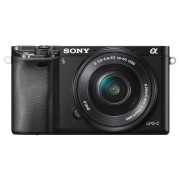 Sony Alpha 6000L kit (16-50mm) (negru) (ILCE-6000LB)