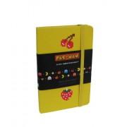 Moleskine Pac-man Yellow Plain Pocket Notebook
