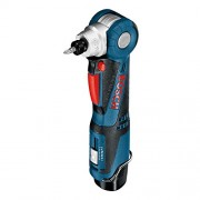 Bosch GWI 10.8 V-LI Professional Cordless Angle Driver 10.8 V (includes 2 x 2.0 Ah Lithium Ion Batteries)