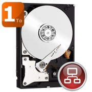 Western Digital WD10EFRX RED Disques Dur 1000 Go 3.5 Serial ATA