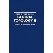 Recent Progress in General Topology: Pt. II by M. Husek