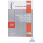Asistenta judiciara internationala in materie civila si comerciala - Octavian Capatina