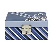 friedrich|23 Diagona Ladies Jewellery Box Jewellery Box Blue 20079 - 5