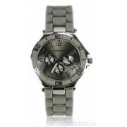 Unisex módní náramkové hodinky LSW0015 šedé