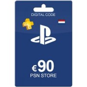 Sony Playstation Network Card 90 Euro NL