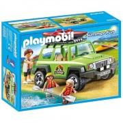 Summer Fun - Familieterreinwagen met kajaks