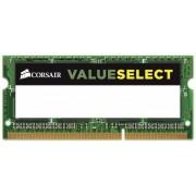 Corsair 8 GB SO-DIMM DDR3 - 1600MHz - (CMSO8GX3M1A1600C11) Corsair Value CL11